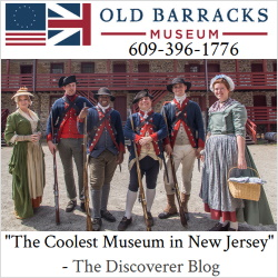 Old Barracks Museum Trenton NJ