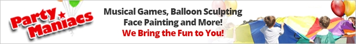 Party Maniacs Game and Play Parties in NJ