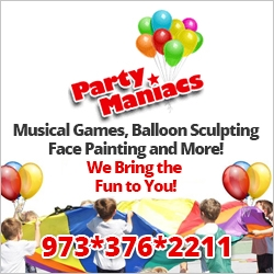 Party Maniacs Birthday Party Guide in NJ