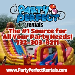 Party Perfect Rentals Fun in NJ