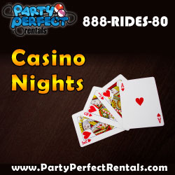 Party Perfect Casino Parties in NJ
