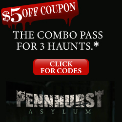 Pennhurst Asylum Halloween Attractions NJ