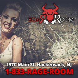 Hatchet House Rage Room Corporate Team Building in NJ