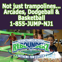 Rebounderz Fun Things to Do in New Jersey