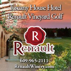 Renault Winery Romantic Getaways in NJ