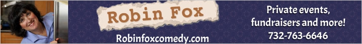 Robin Fox Comedians in New Jersey