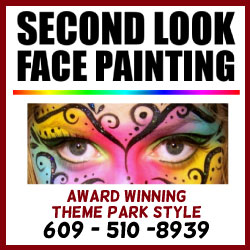 Second Look Face Painting in NJ