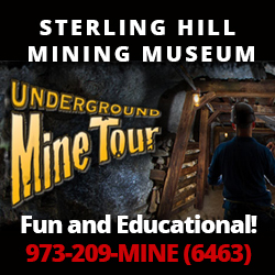 Sterling Hill Mining Museum Kids Attractions NJ
