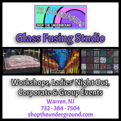 The Glass Underground Classes in New Jersey