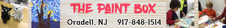 The Paint Box Art Studio Oradell NJ