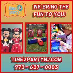 Time 2 Party Face Painters in NJ