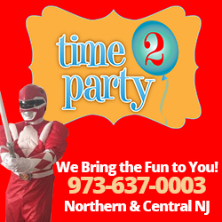 Time 2 Party Babys First Birthday Parties NJ