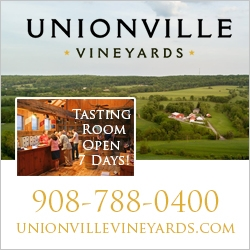 Unionville VIneyards Wineries in NJ