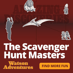 Watson Adventures Scavenger Hunts Corporate Team Building in NJ