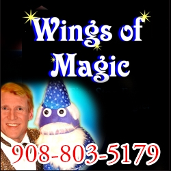 Wings of Magic Top Party Entertainers in NJ