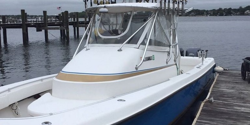 Image of Andreas Toy Charter Boat in Point Pleasent, NJ.