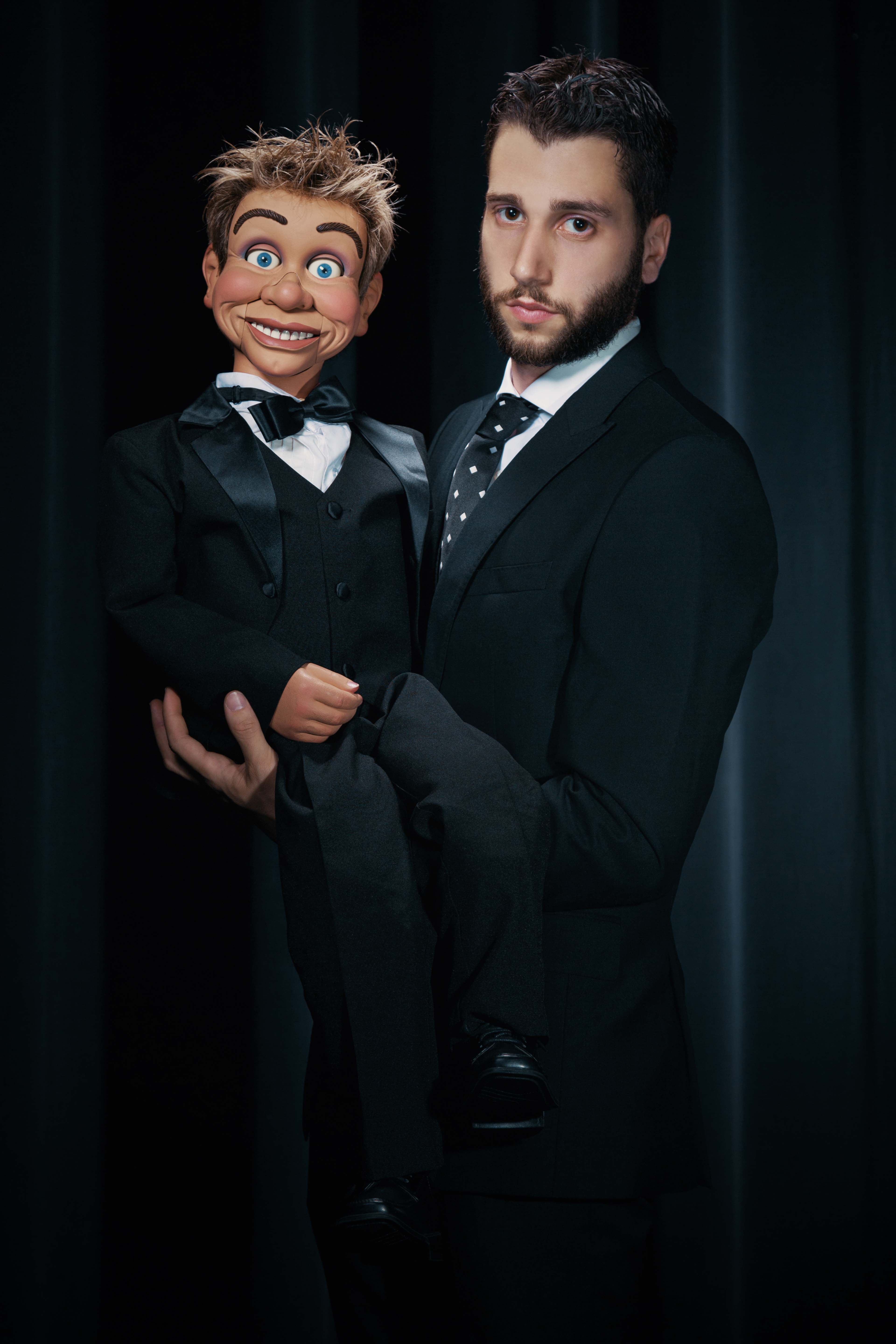 Matt Cadabra Professional Party Entertainer Ventriloquists in NJ