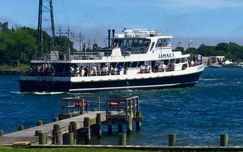 125' Jamaica fishing party boats in Monmouth County NJ