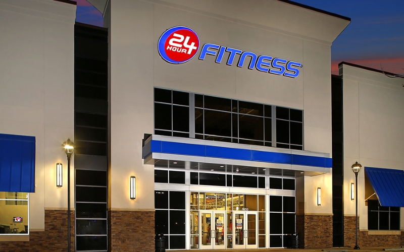 24 Hour Fitness Gyms Central Jersey