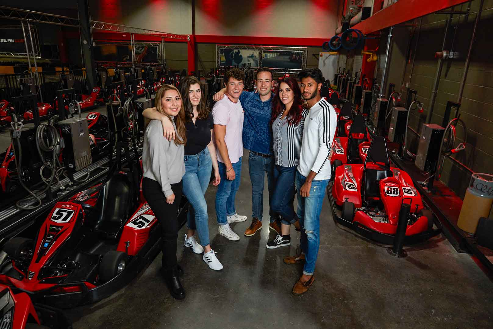 RPM Raceway Group Outings in Northern NJ