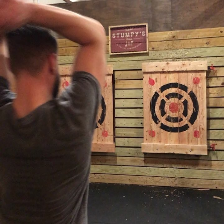 Stumpy's Hatchet House Axe Throwing Venues