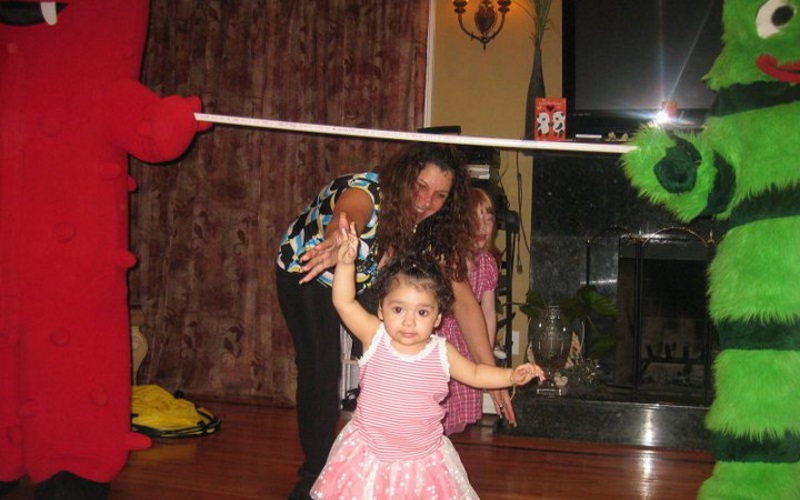 ABC Character Clubhouse NJ Kenilworth Baby's First Birthday Party