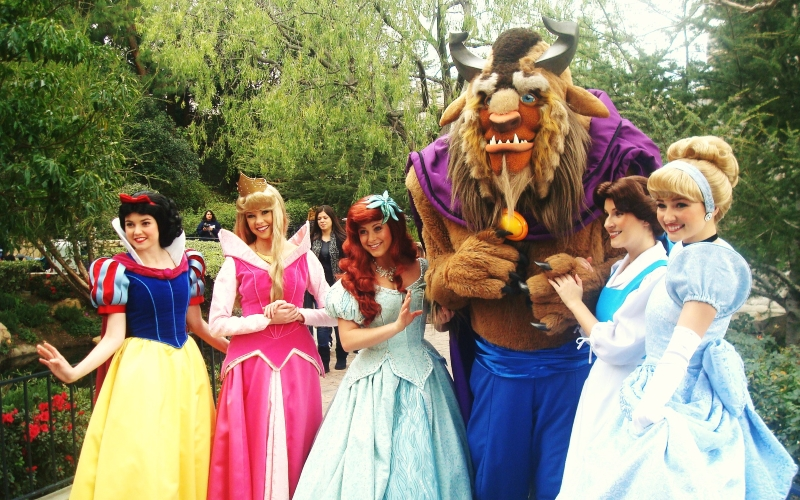 Beauty and the Beast LLC Costume Characters in NJ