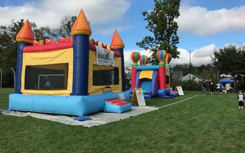 Big Air Amusements LLC is a great party service sure to make your next event amazing!