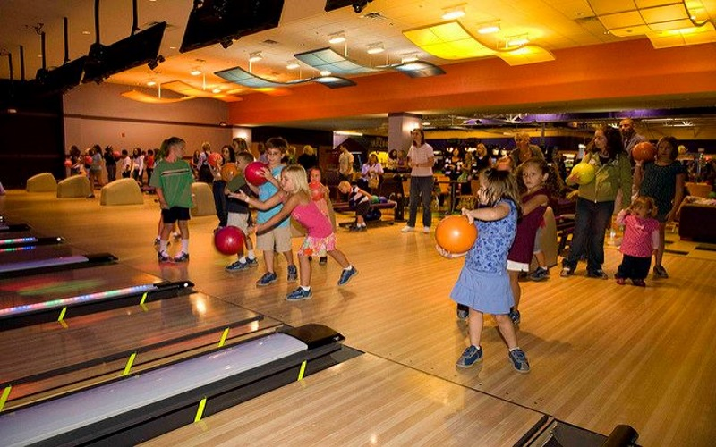 Mount Laurel The Funplex NJ Southern NJ Bowling Alley Parties