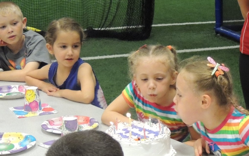 Branchburg Sports Complex Central NJ Children's Party Places Somerset County