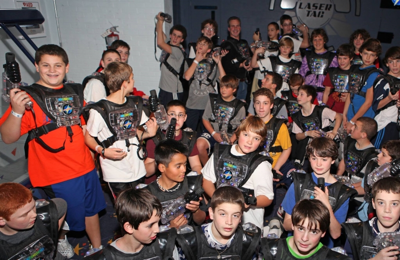 Branchburg Sports Complex Indoor Laser Tag Arena in New Jersey