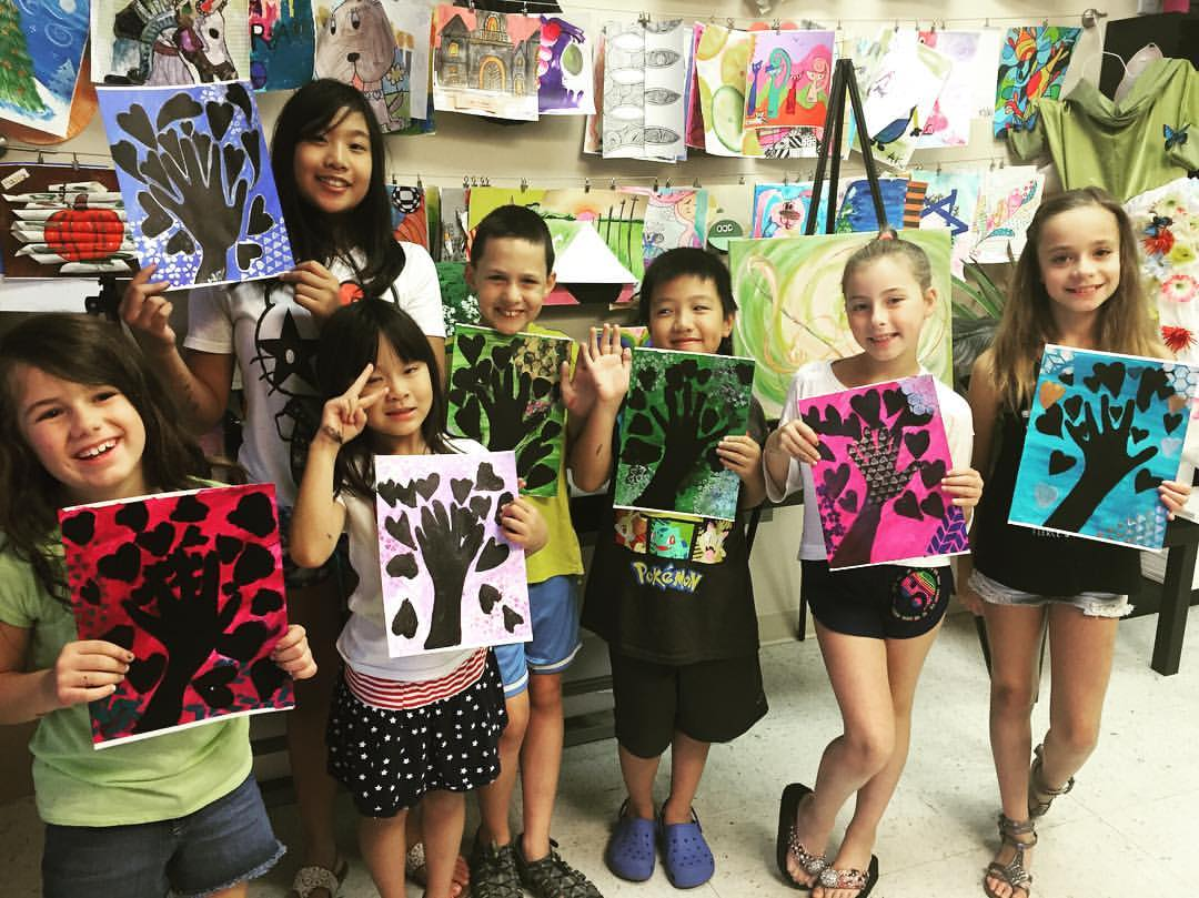 Bright Zebra Art Studio Monmouth County NJ Art Centers