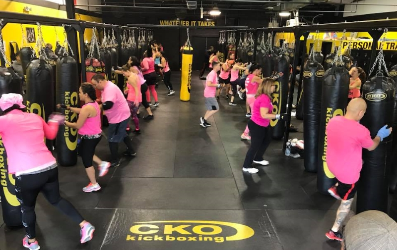 CKO Kickboxing Edison Unique Kickboxing Fitness Center in Central NJ
