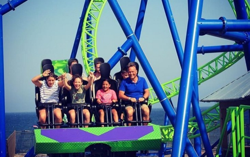 Sit along the ferris wheel and many more rides at Casino Pier, Ocean County's premiere family attraction.