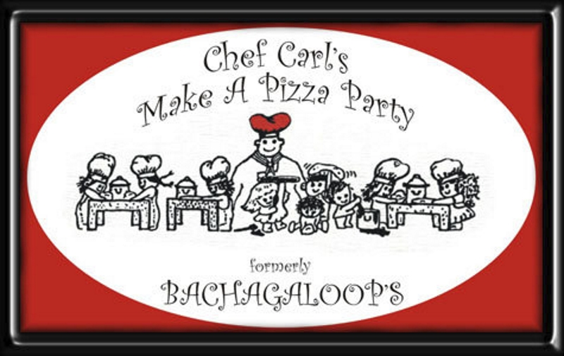 Kids Restaurant Party Rooms in NJ Chef Carl's Make A Pizza