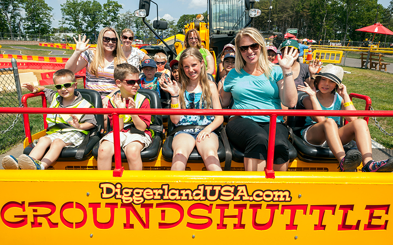 Digglerland USA Group Events in West Berlin NJ