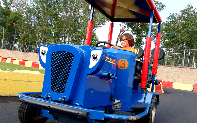 Diggerland USA Play Places for Kids Southern New Jersey