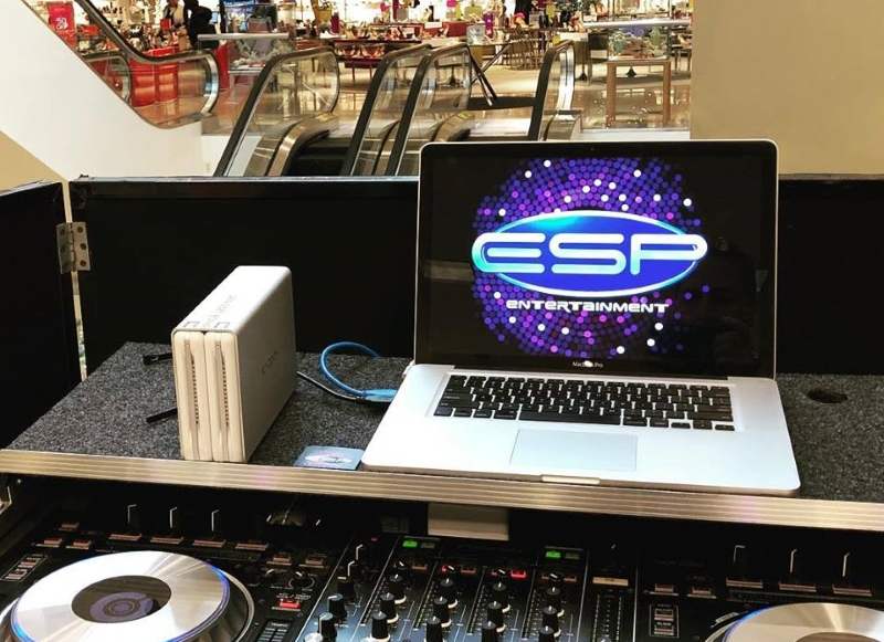 ESP Entertainment Professional Party DJ in Central and Northern NJ