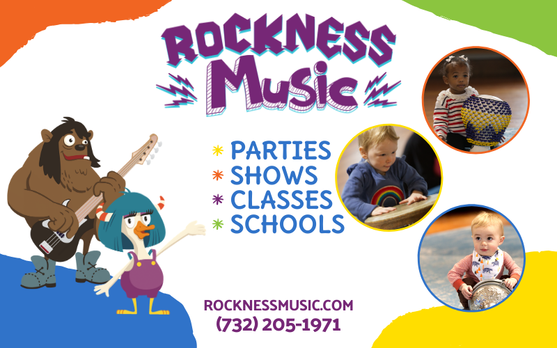 Rockness Music Baby's First Birthday Party in NJ