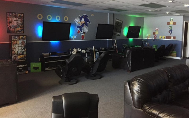Gamer's Paradise in Rochelle Park NJ give you the best gaming center in Northern NJ.