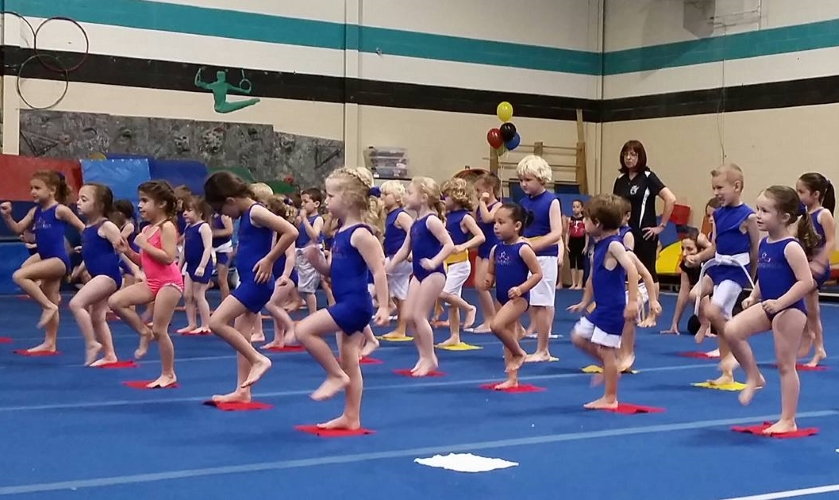 Head Over Heels Gymnastics Sports Centers in NJ Middletown Parlin