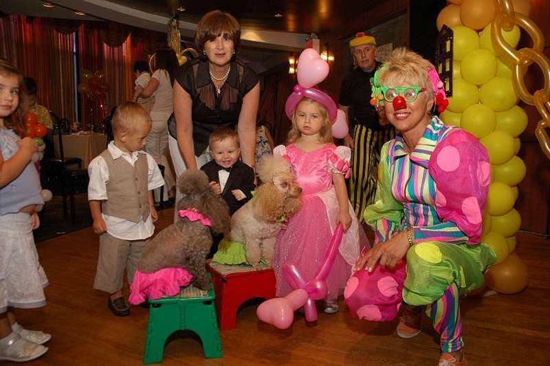 Horizon Entertainment and Attractions Toddler Birthday Parties in NJ