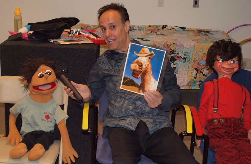 Ventriloquists in NJ Horizon Entertainment and Attractions