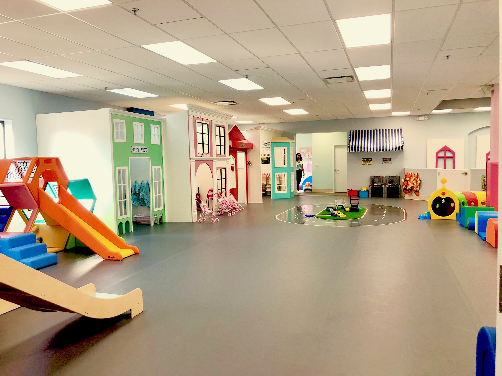 The Village Play Caf? Toddler Attractions in NJ
