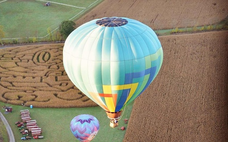 In Flight Ballooning is the best and most experienced hot air balloon company in NJ.