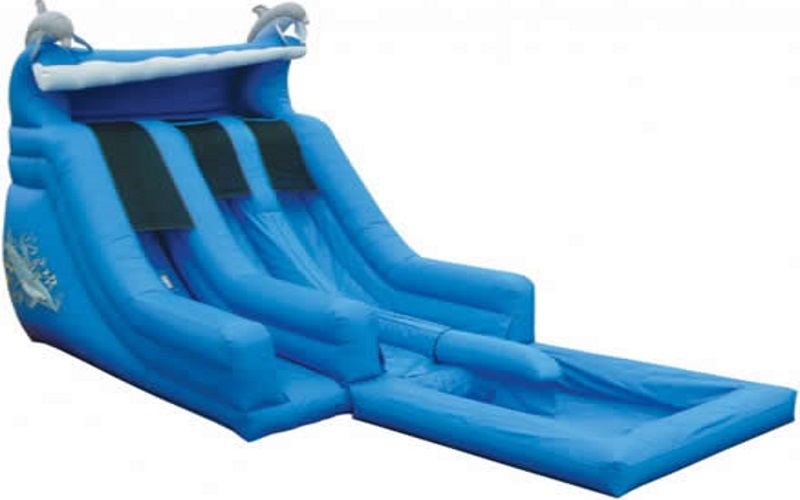 Inflatable Water Slides in NJ Shore Amusements