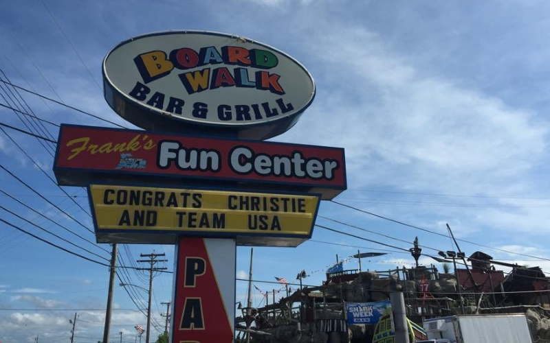 Jenkinson's Boardwalk and Aquarium Party Places in Ocean County for kids