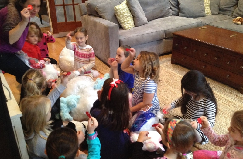 Kids Party Workshops Fun Stuffed Animal Parties for Kids in NJ