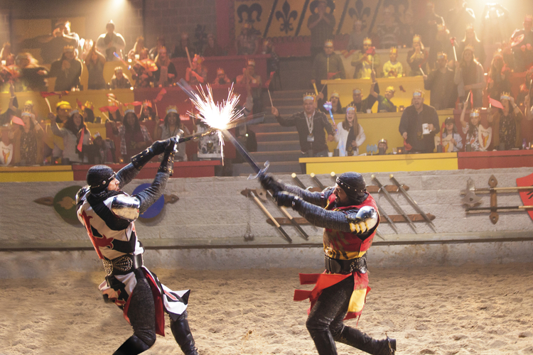 Medieval Times Dinner & Tournament Best Things to do in All of NJ