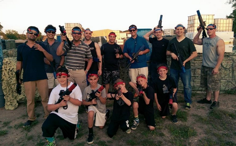 Lone Wolf Gaming Outdoor Laser Tag Arenas in Southern New Jersey